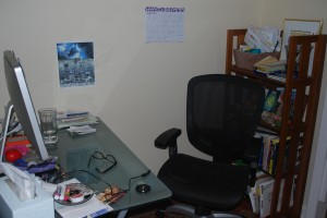 Ashantay's Desk