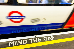 In Life, Mind the Gaps